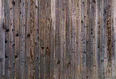 Old fence background, texture. Old wooden fence background, texture Stock Photos