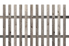 Old fence model Stock Images