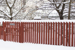 Old fence Royalty Free Stock Image