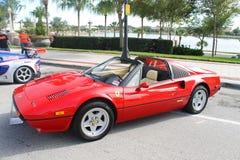 Old Ferrari Car Stock Photography