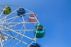 Old ferris wheel Royalty Free Stock Image