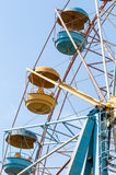 Old Ferris wheel Royalty Free Stock Image