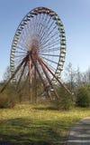 Old Ferris Wheel Spreepark Stock Photo