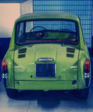 Old fiat 500 Royalty Free Stock Photos
