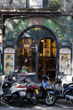 Old Figueras House Rambla Barcelona Spain Royalty Free Stock Photography