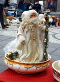 Old figure of Santa Claus Royalty Free Stock Image