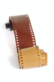 The old film Stock Photo