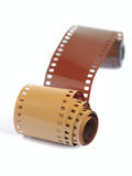 The old film Stock Image