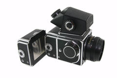 Old film camera. From USSR stock images