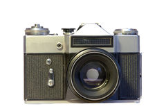 Old film camera Stock Image