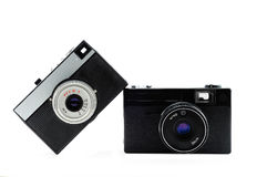 The old film camera Stock Photo