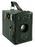 Old film camera Royalty Free Stock Photo