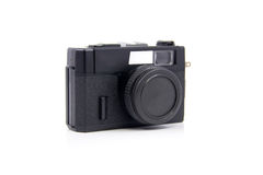 Old film camera Royalty Free Stock Photography