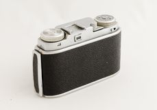 Old film photographic camera Stock Photography