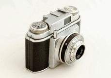 Old film photographic camera Royalty Free Stock Image