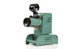 Old film projector Royalty Free Stock Images