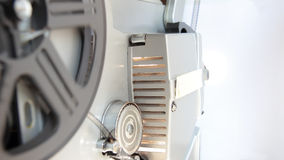 Old film  projector Royalty Free Stock Photo