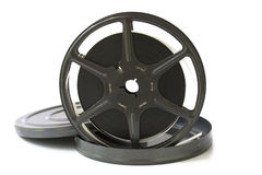 Old film reel Stock Image