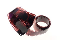 Old film reels Royalty Free Stock Photos