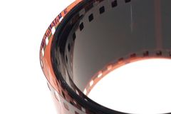 Old film reels Royalty Free Stock Photo