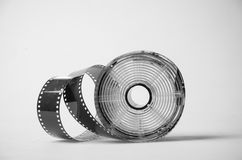 Old film roll Stock Images