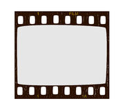 Old film strip. Stock Images