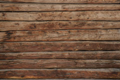 Old fir wood board Stock Image