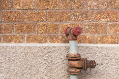 Old fire hydrant Royalty Free Stock Photo