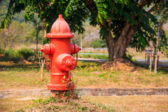 Old Fire Hydrant Stock Photography