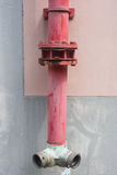 Old fire hydrant Royalty Free Stock Photography