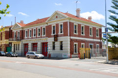 Old Fire Station Backpackers: Fremantle, Western Australia Stock Photo
