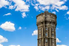 Old Fire Tower royalty free stock photos