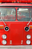 Old fire truck Royalty Free Stock Images