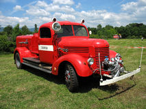 Free Old Fire Truck Stock Image - 4150631
