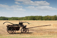 Old fire wagon Royalty Free Stock Image