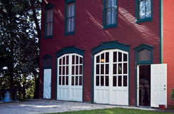 Old Firehouse Stock Photo