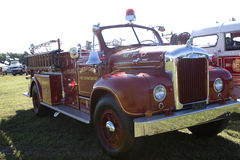 Old Firetruck Stock Photography