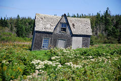 Old fisherman house Royalty Free Stock Image