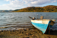 Old fishing boat Royalty Free Stock Photos
