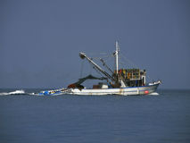 Free Old Fishing Boat Royalty Free Stock Photos - 18784728