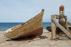 Old fishing boat Royalty Free Stock Photo
