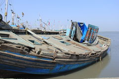 Old Fishing Boat Royalty Free Stock Image