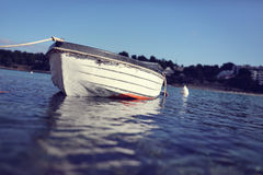Old fishing boat Royalty Free Stock Images