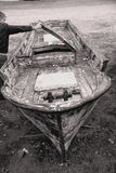 Old fishing boat. Royalty Free Stock Photos