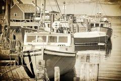 Free Old Fishing Boats Stock Photo - 35486250