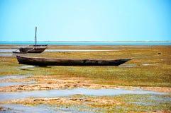 Old fishing boats Stock Image