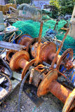 Old fishing gear Royalty Free Stock Photography