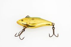 Old Fishing Lure Stock Image