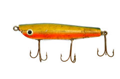 Old Fishing Lure 4 Royalty Free Stock Photography
