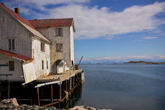 Old fishing port Royalty Free Stock Photos